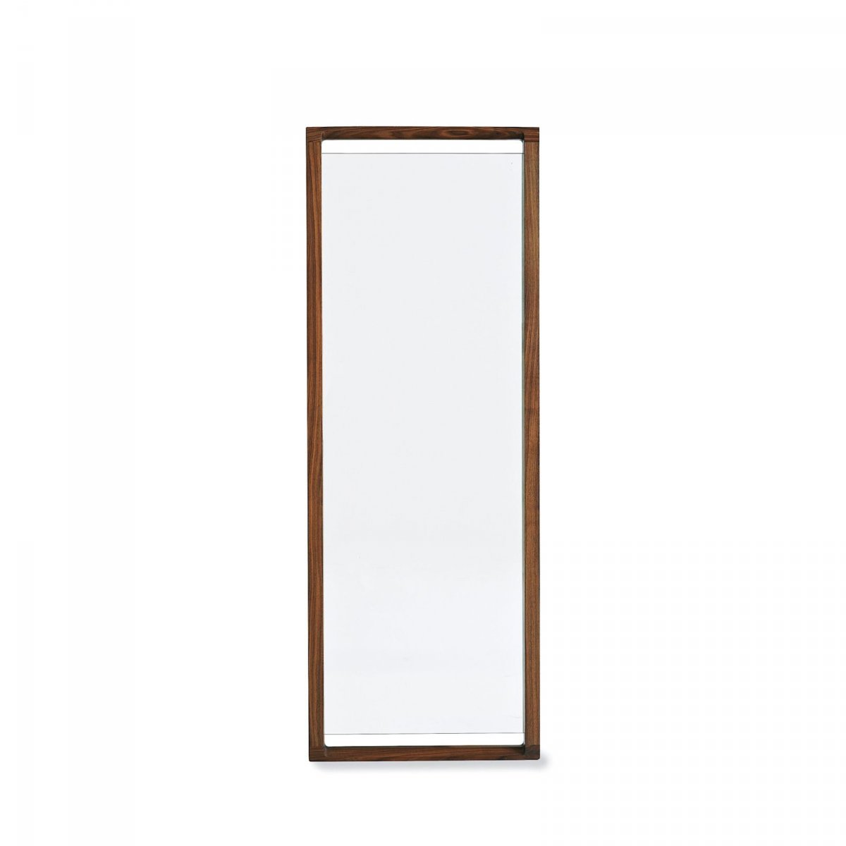 Matera Mirror, walnut.