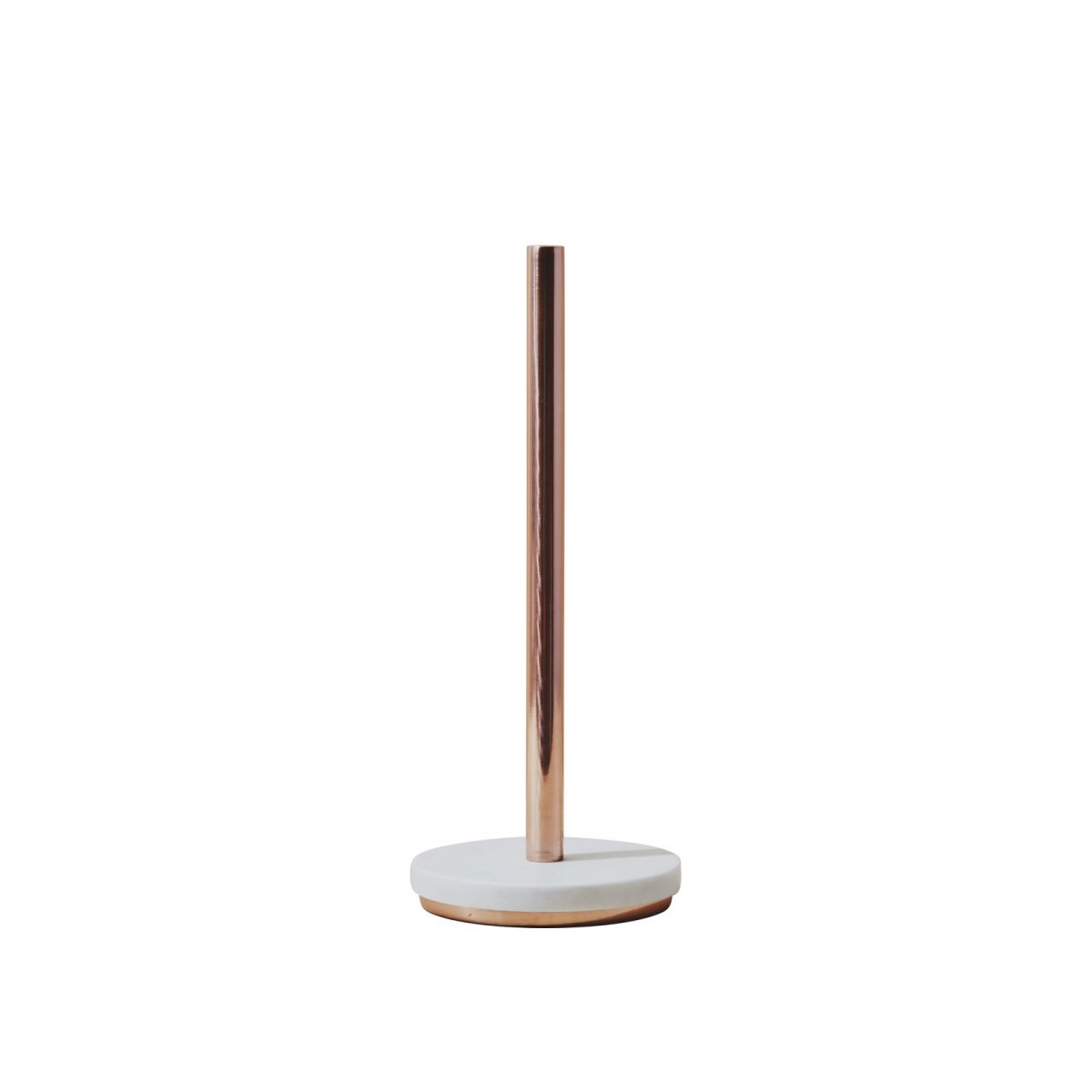 Mara Paper Towel Holder, copper.