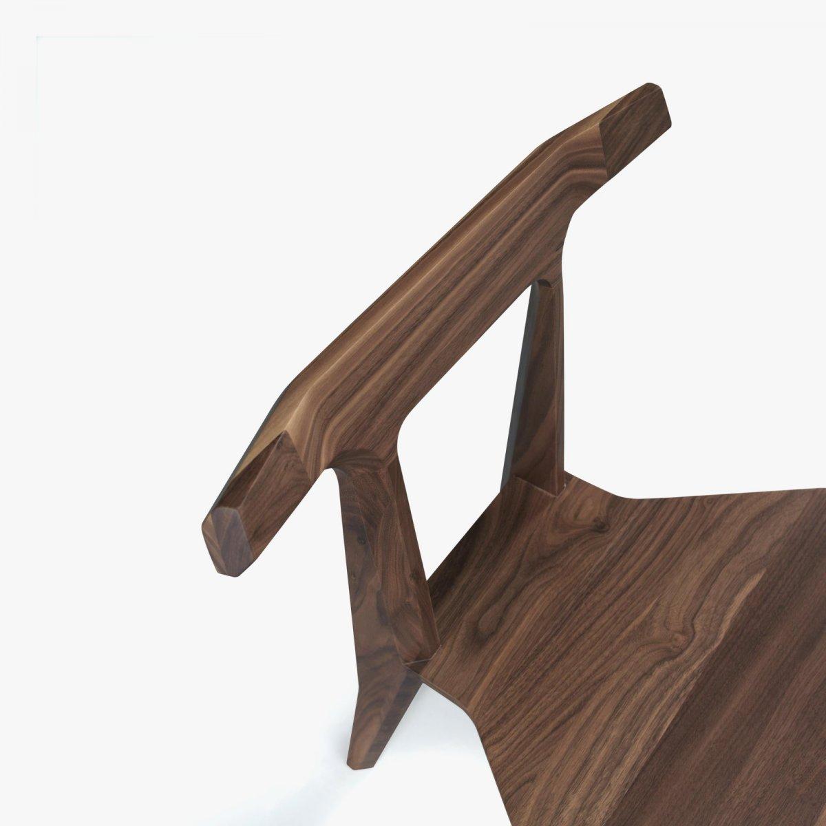 Orca Chair, detail.