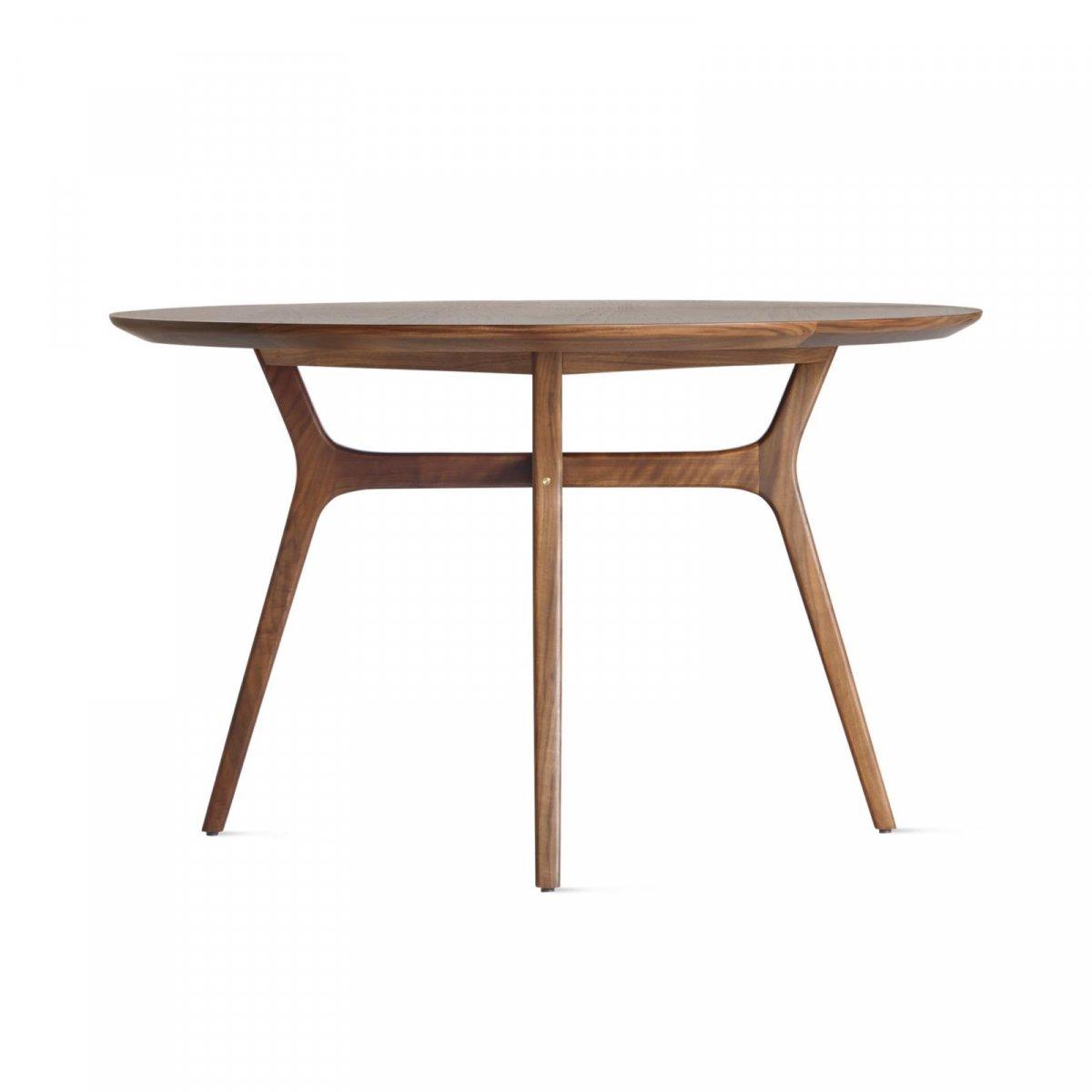 Rén Dining Table C1100, walnut.