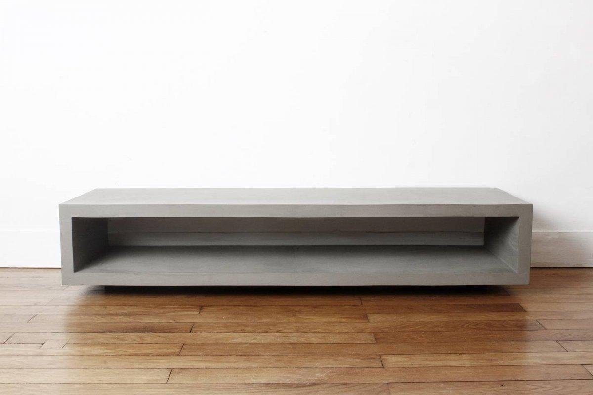 Monobloc TV Bench.
