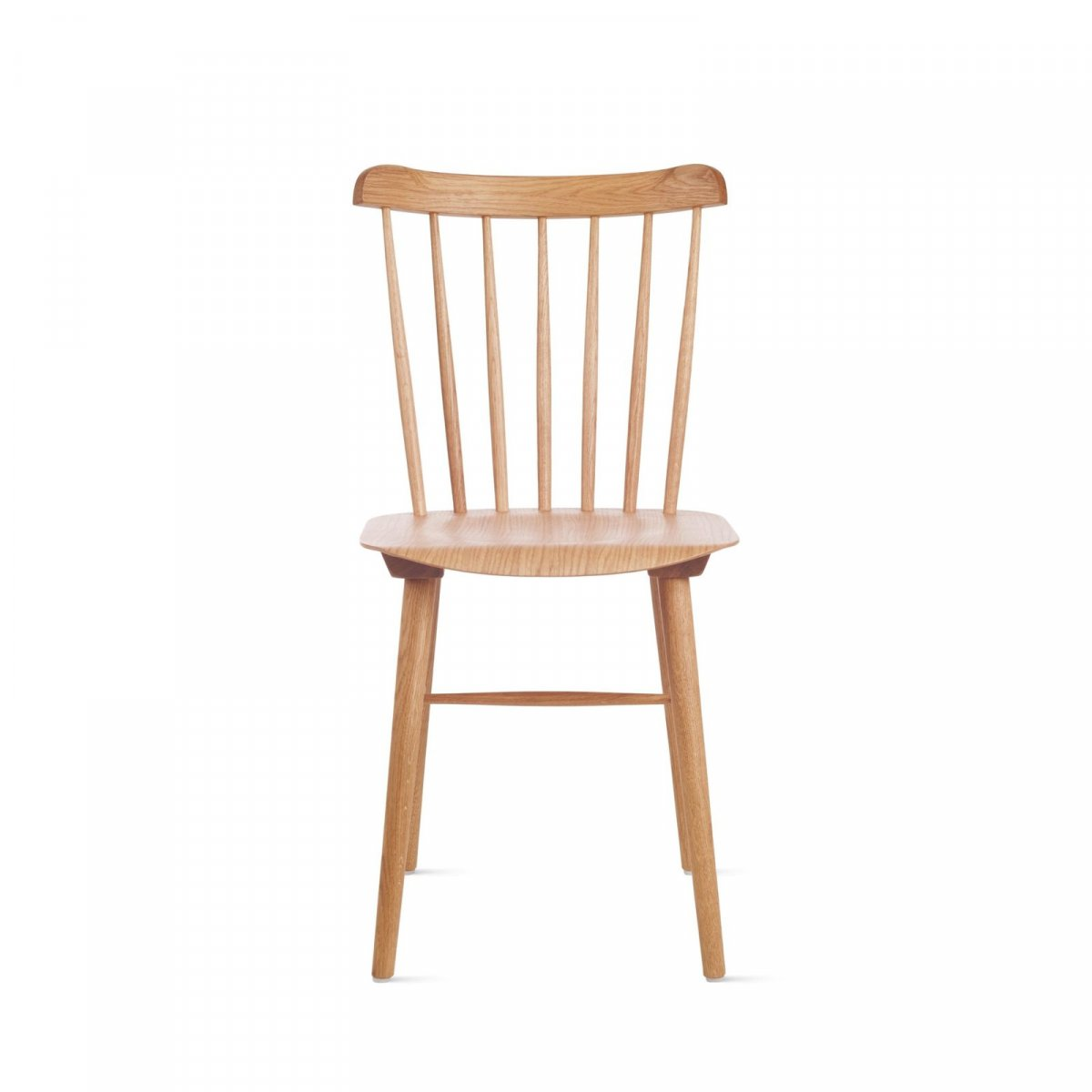 Chair Ironica, oak.