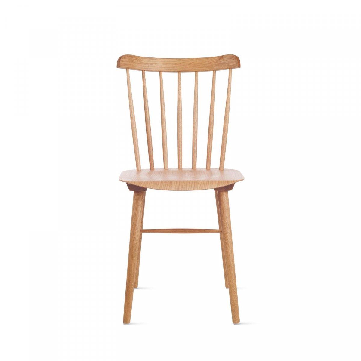 Chair Ironica, oak.