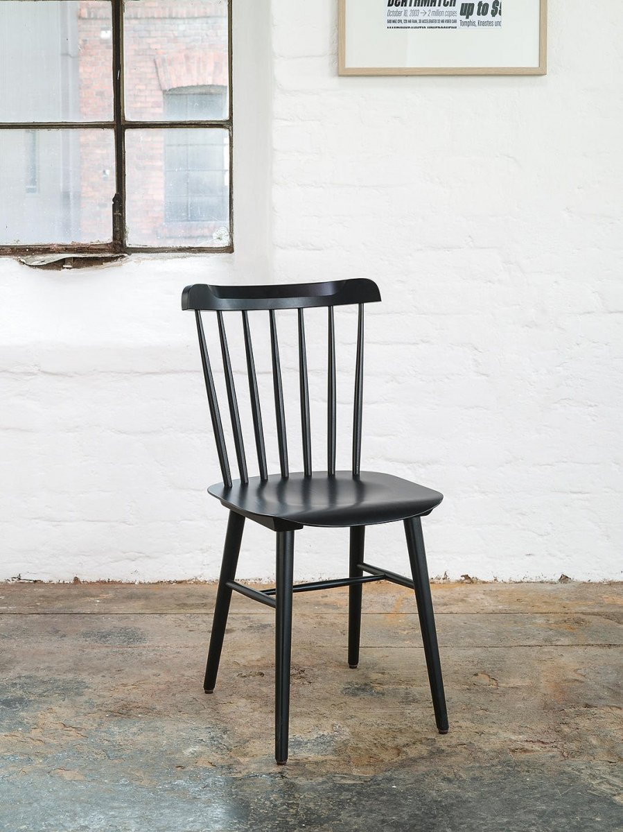 Chair Ironica, black.
