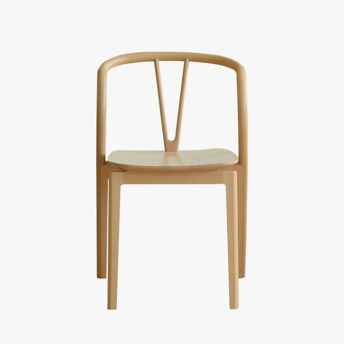 Flow Chair, front view.