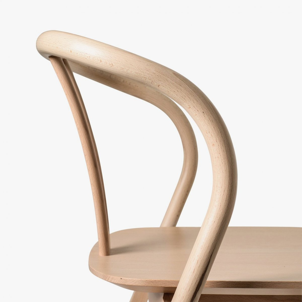Flow Chair, side detail.