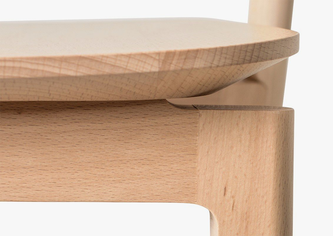 Flow Chair, detail.