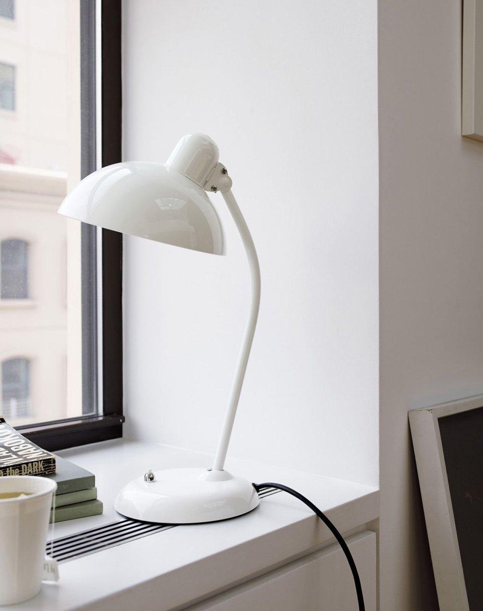 Kaiser Idel 6556-T table lamp, white.