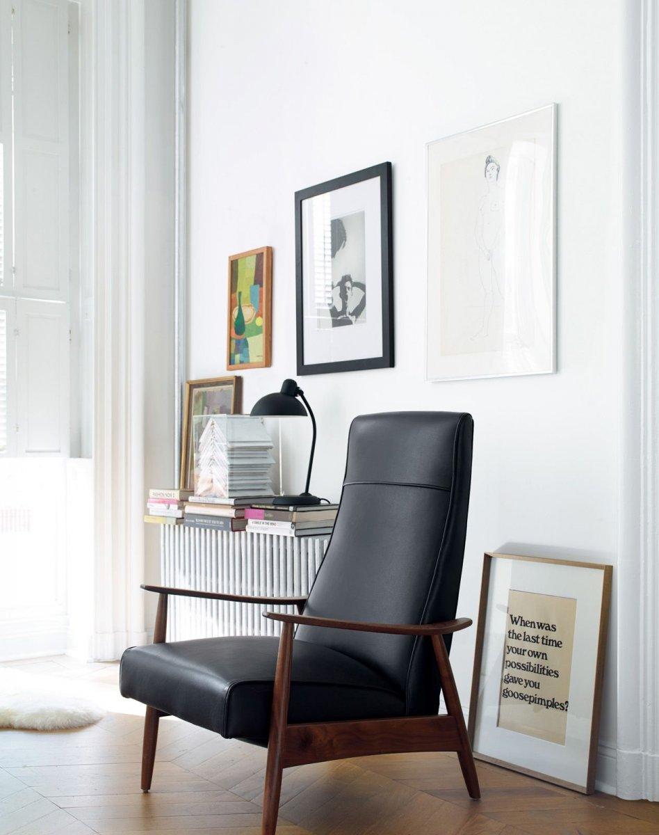 Kaiser Idel 6556-T table lamp, matt black.