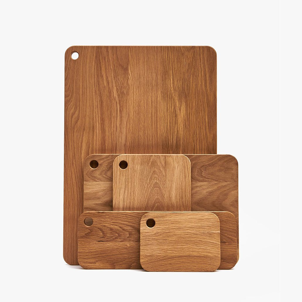 Cutting Board, white oak.
