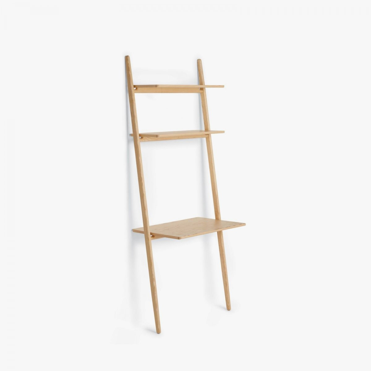 Folk Ladder Desk Shelving By Norm Architects For Design