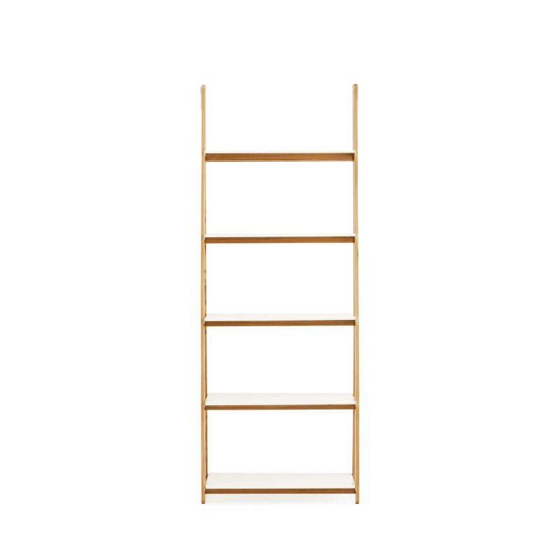 One Step Up Bookcase High