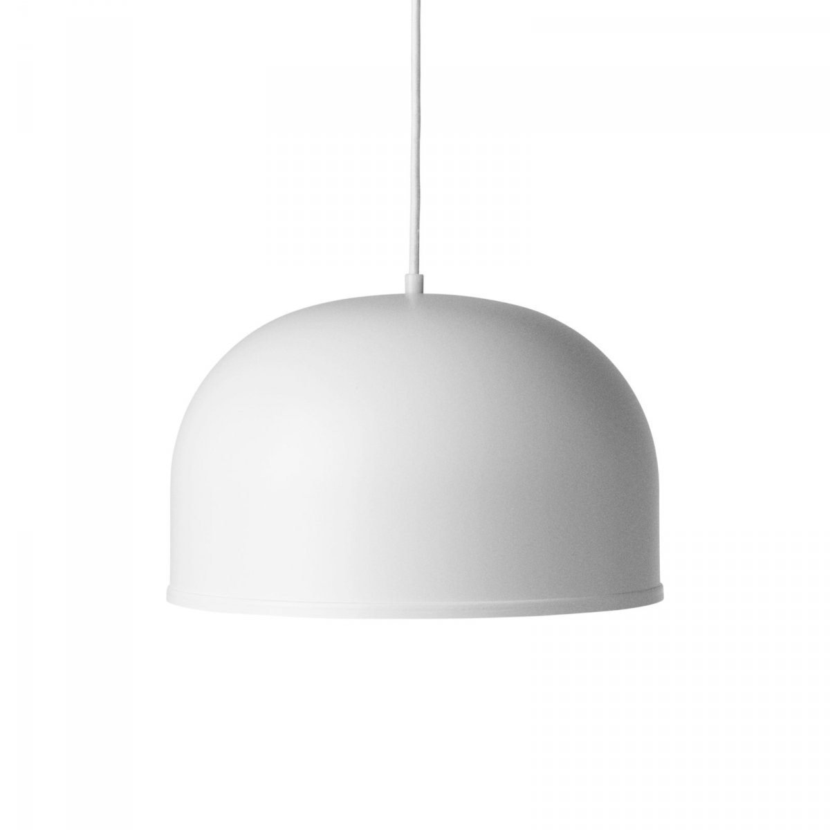 GM 30 Pendant, white.