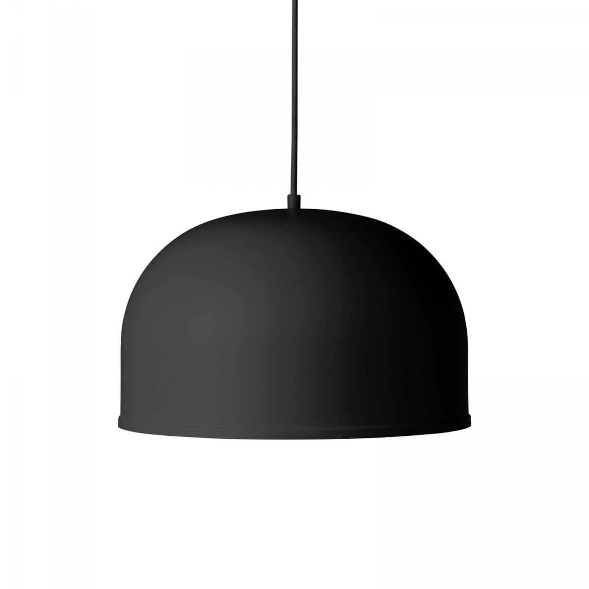 GM 30 Pendant, black.