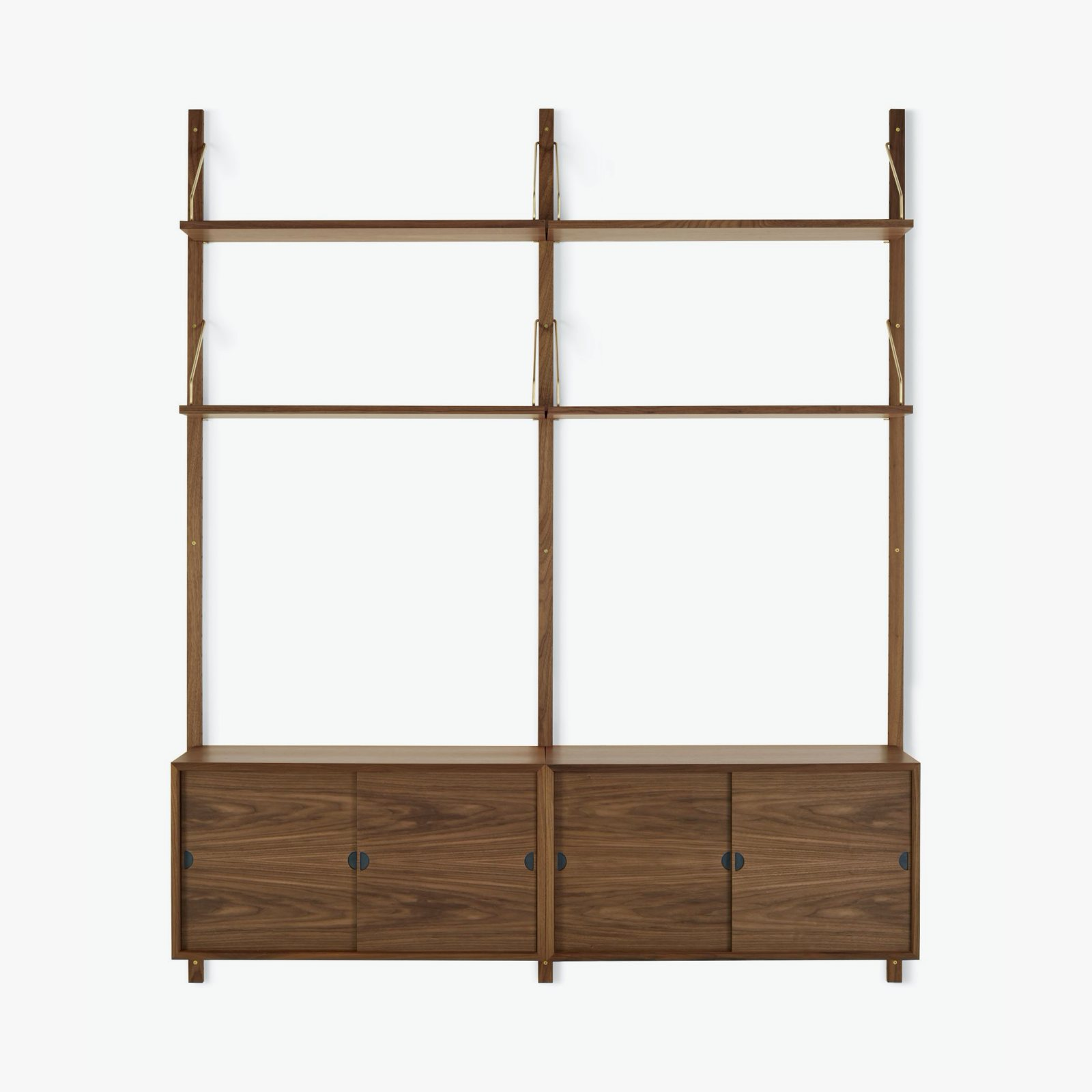 Royal System Shelving Unit B With