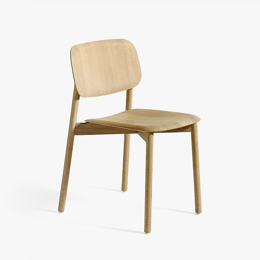 Soft Edge 12 Side Chair By Iskos Berlin Design For Hay Up Interiors