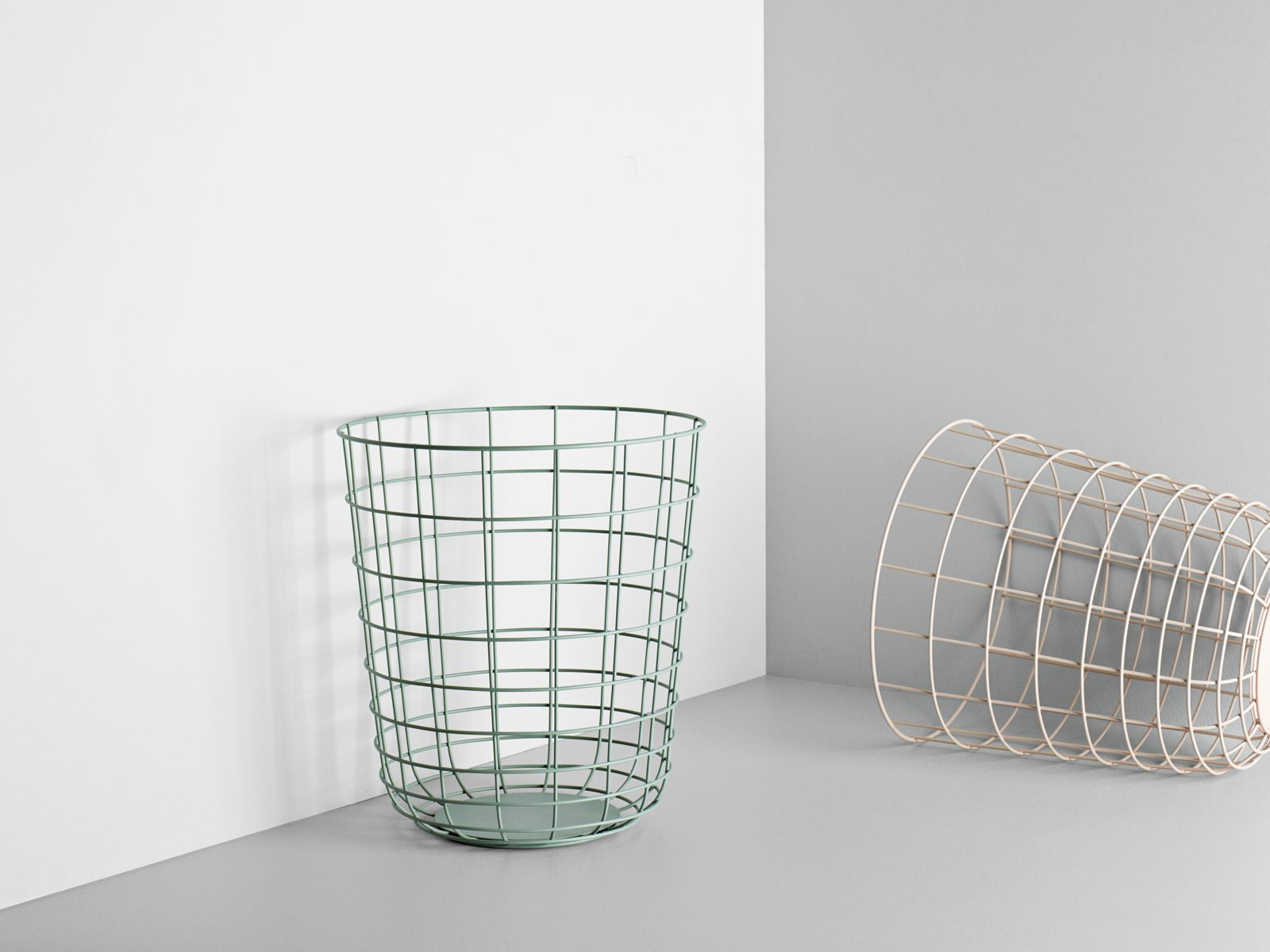 Wire Bin by Norm.Architects for Menu | UP interiors