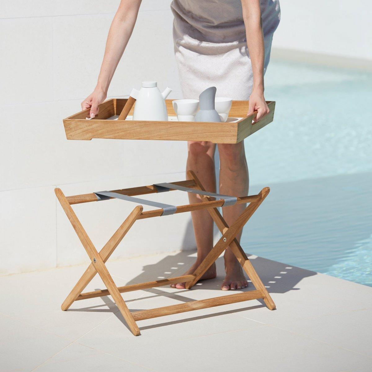 Amaze Folding Side Table.