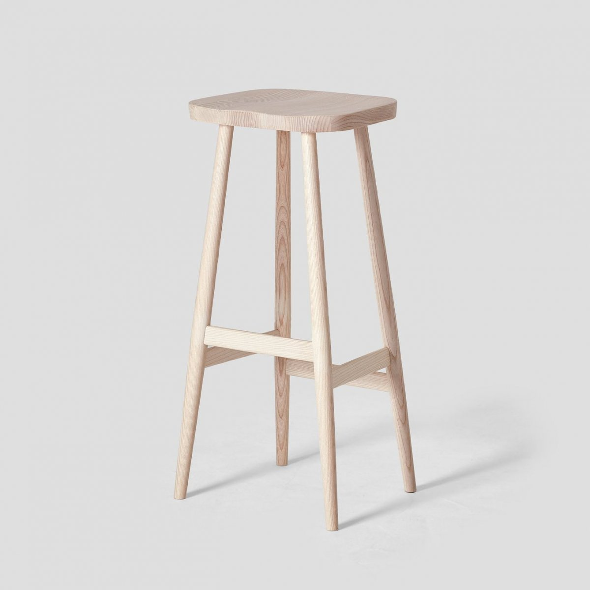 Bird Stool, natural.
