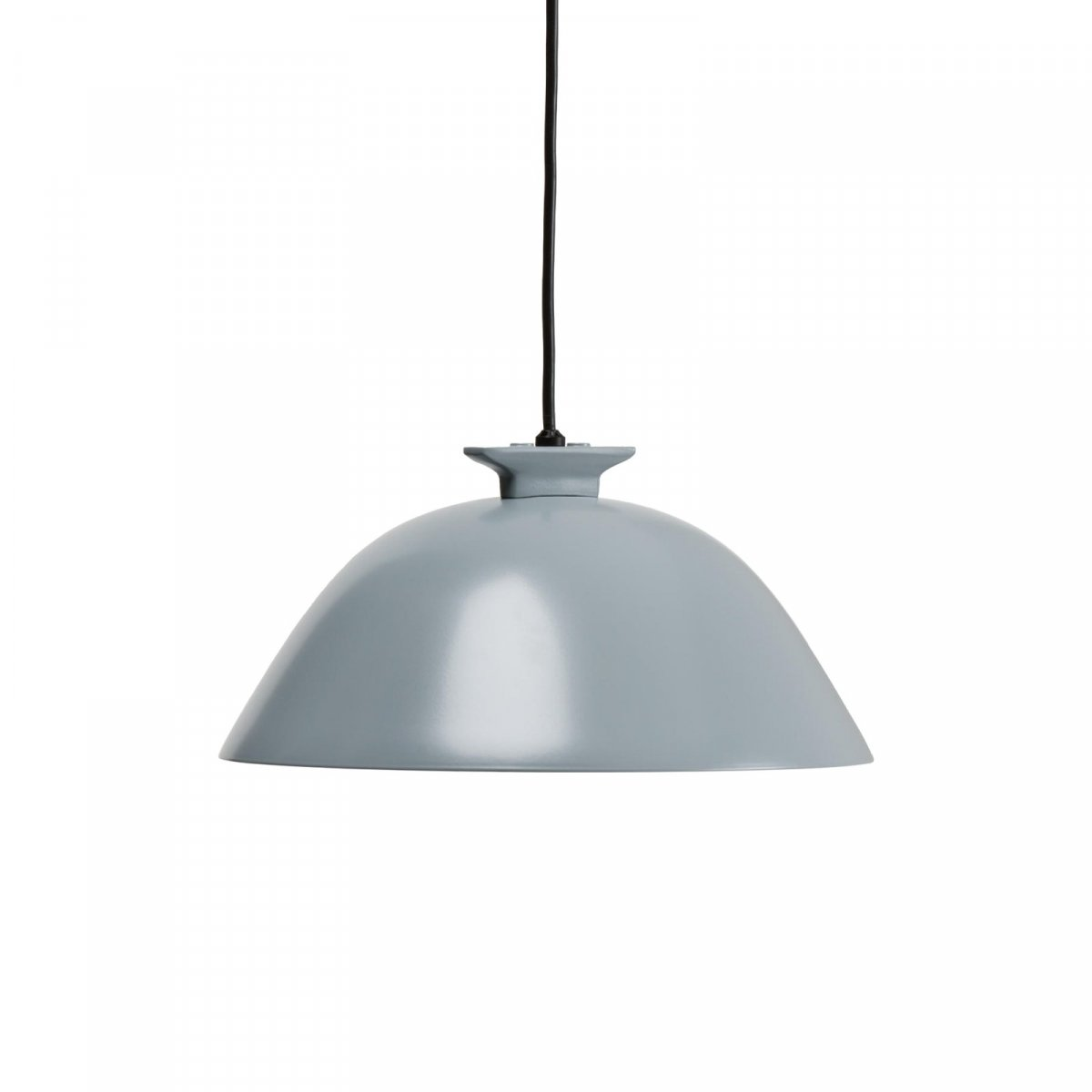 w103 Sempé s1 pendant lamp, soft grey.