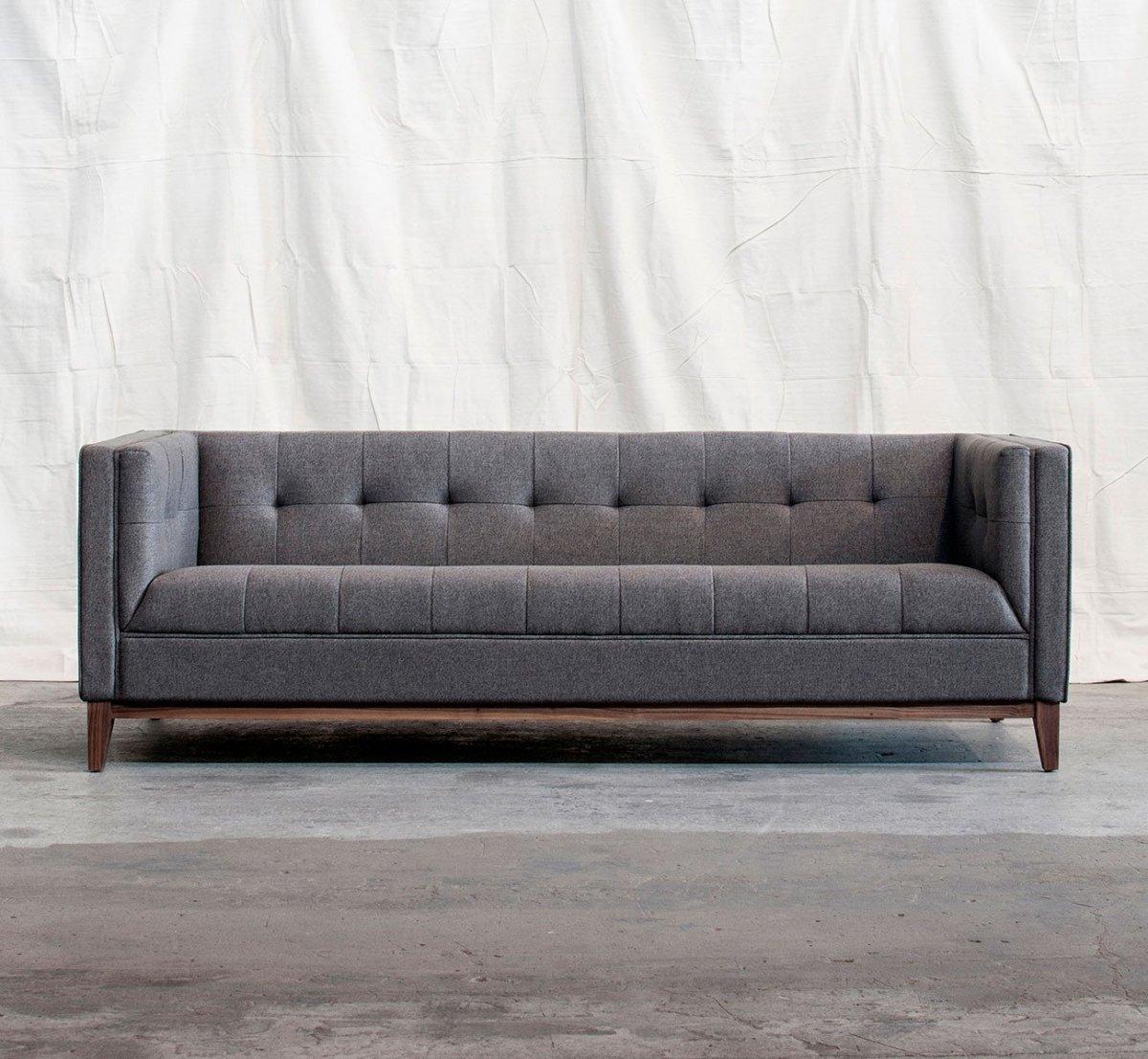 Atwood Sofa, Totem Storm.
