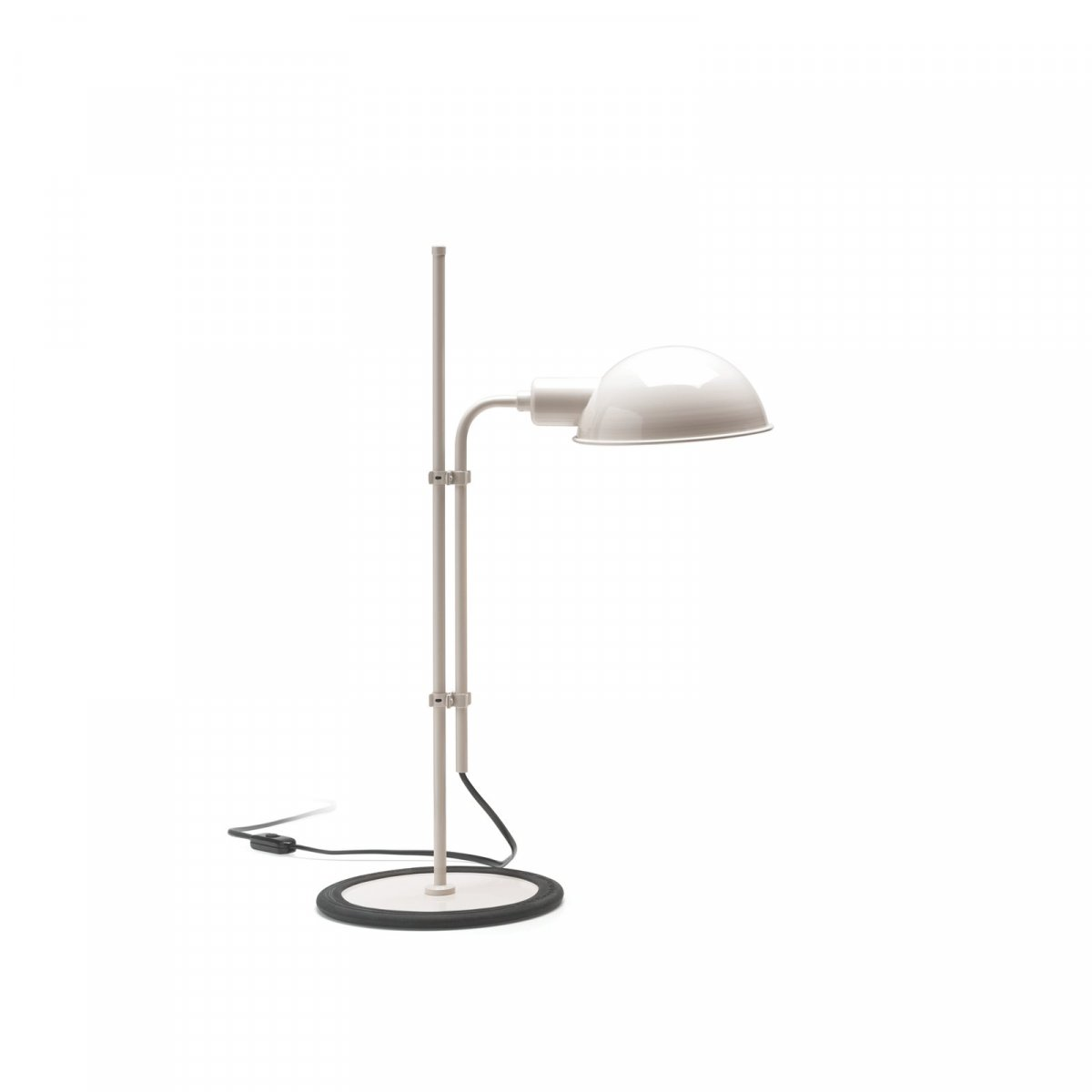 Funiculí S table lamp, white.