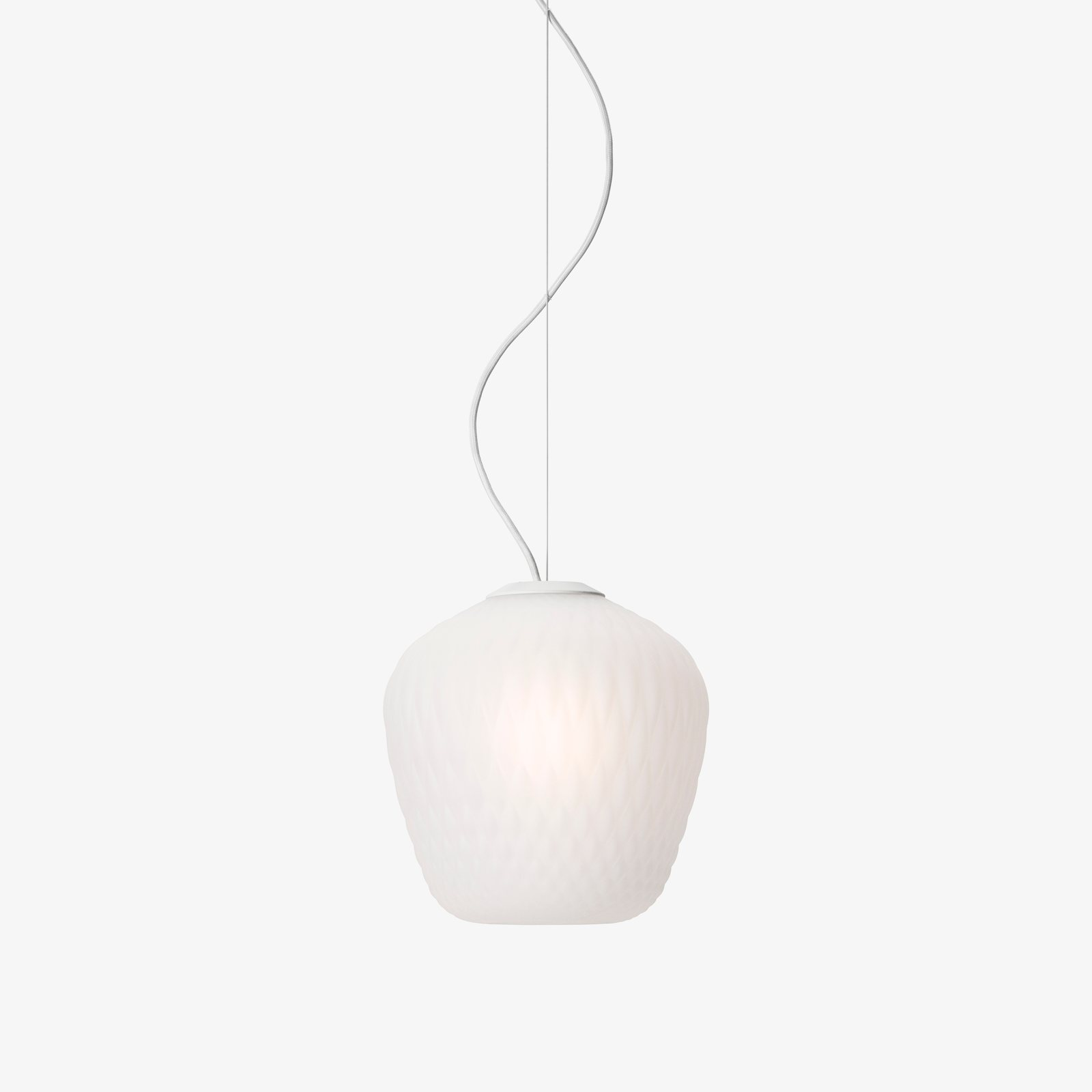Blown Pendant SW3 by Samuel Wilkinson for &Tradition | UP interiors