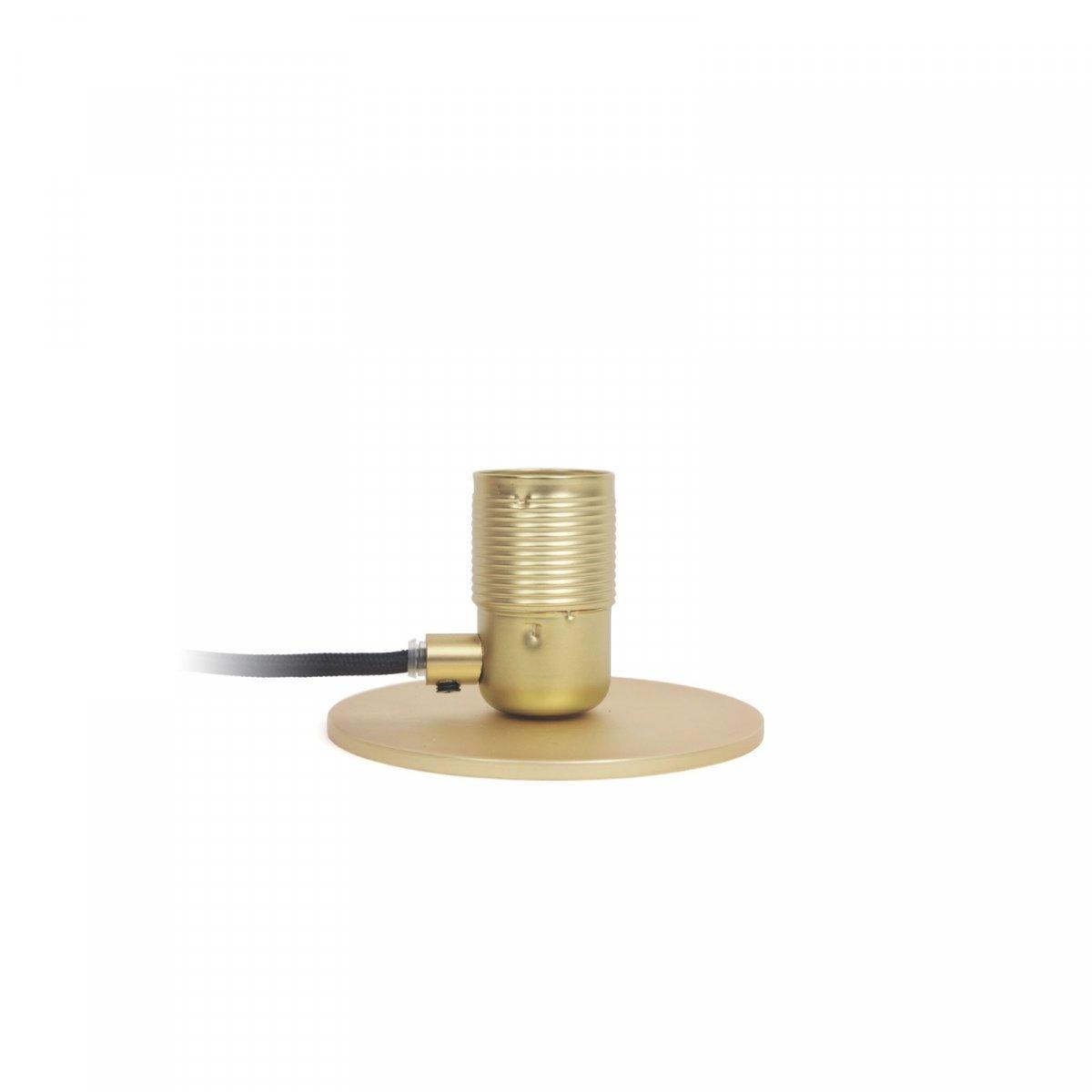 Frama E27 Table Light, brass.