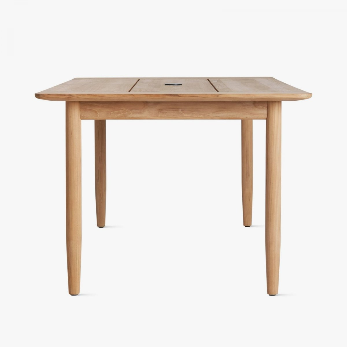 Terassi Dining Table, side view.