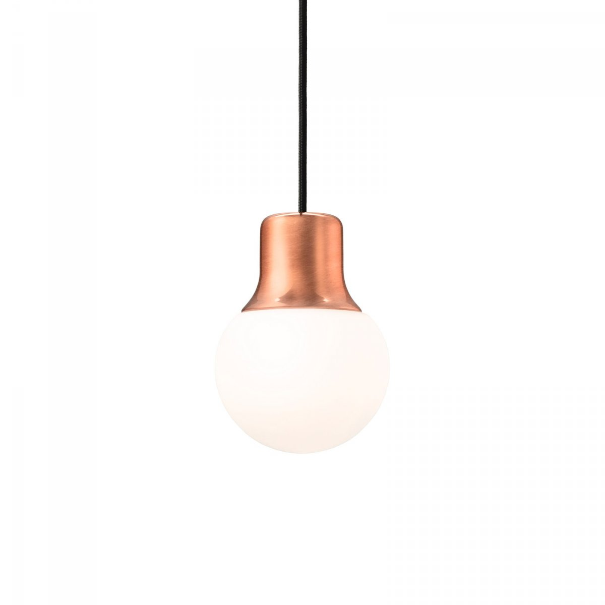Mass Light Pendant NA5, copper.