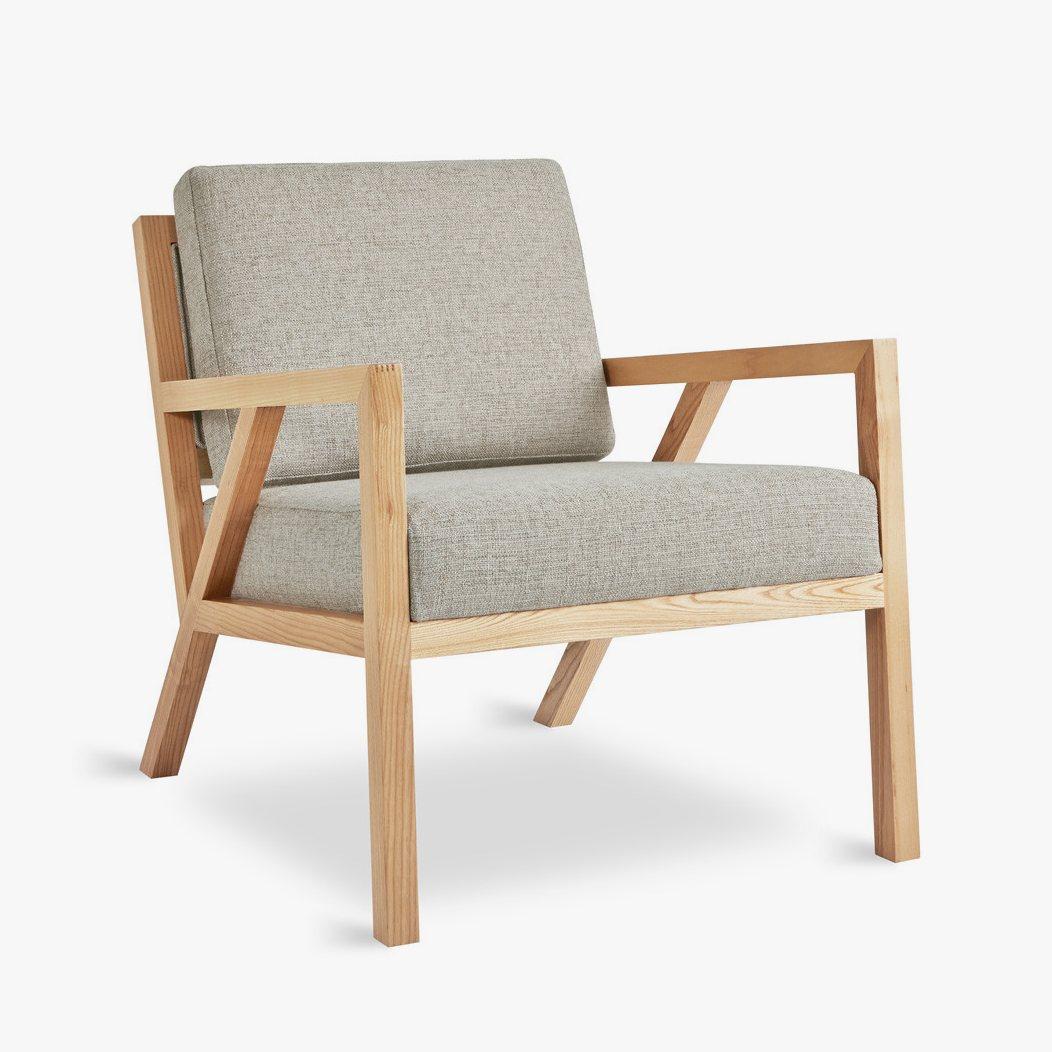 Truss Chair, Leaside Driftwood.