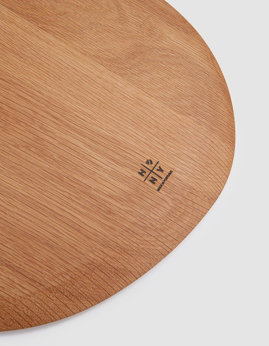 Simple Cutting Board, large, detail.