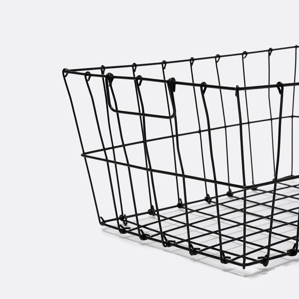 Market Basket, L, detail.