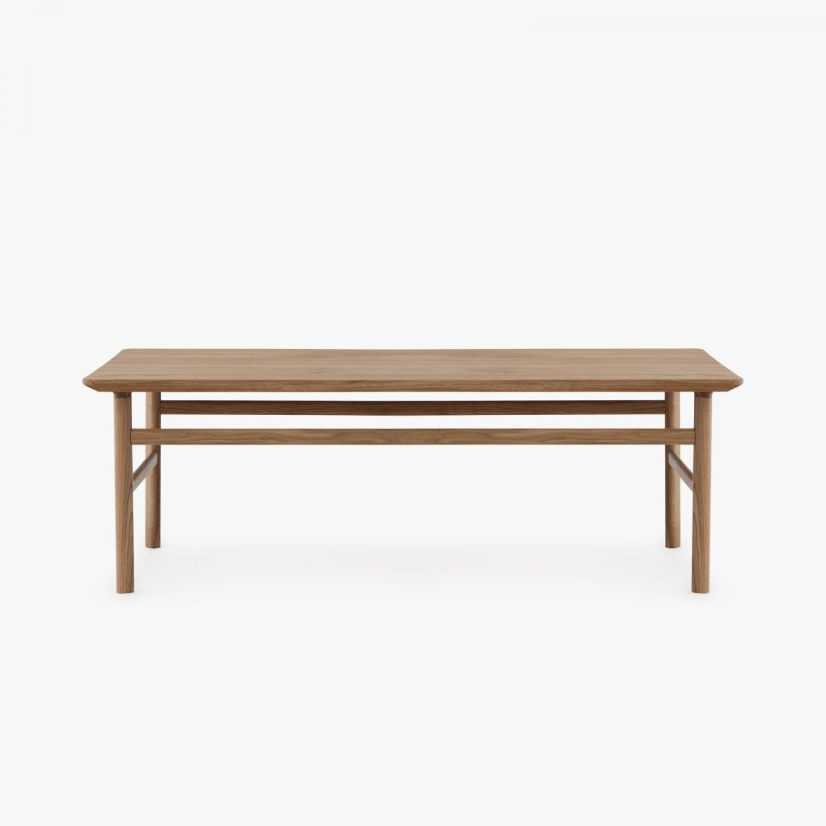 Grow Coffee Table, large oak.