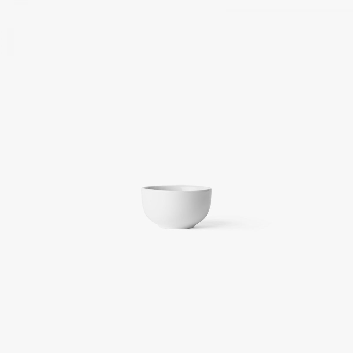 New Norm Bowl, Ø 7.5 cm, white.