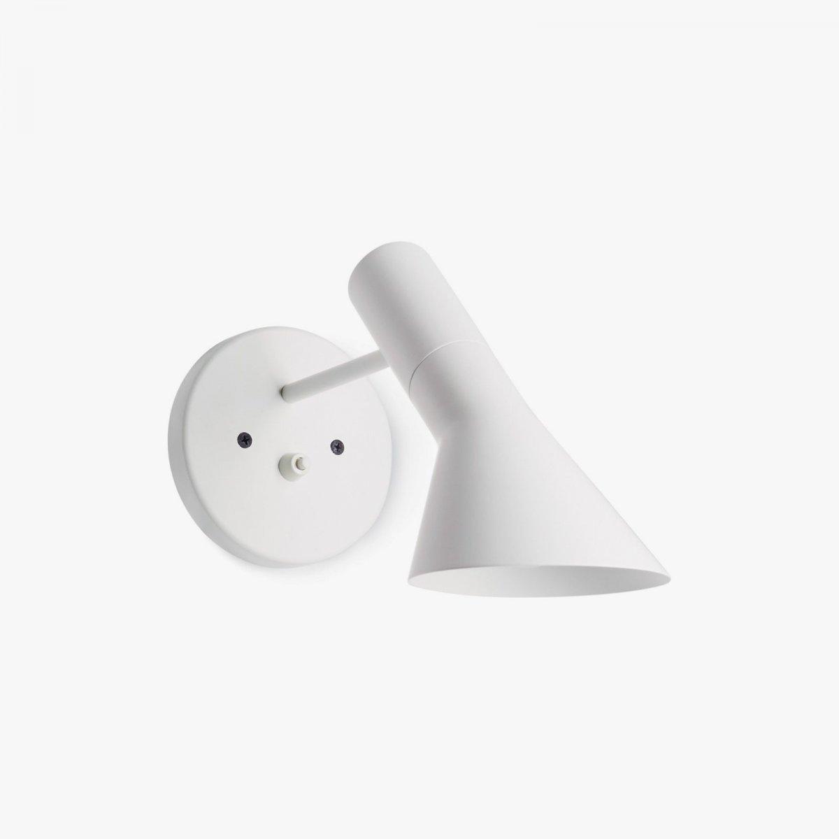 AJ Wall lamp, white.