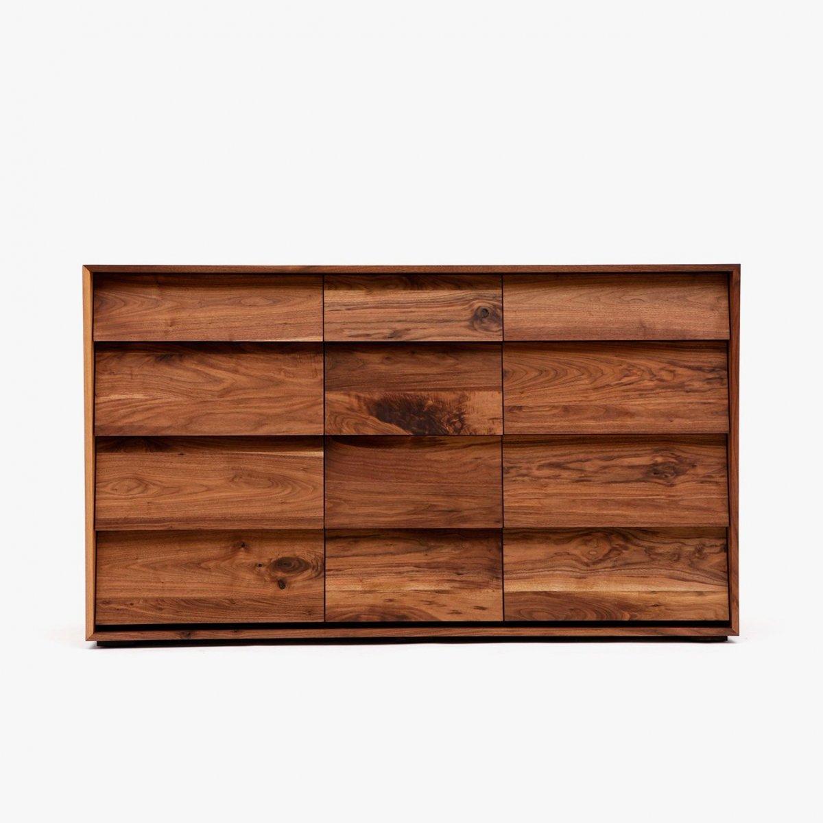THN XL 12 dresser, front view.