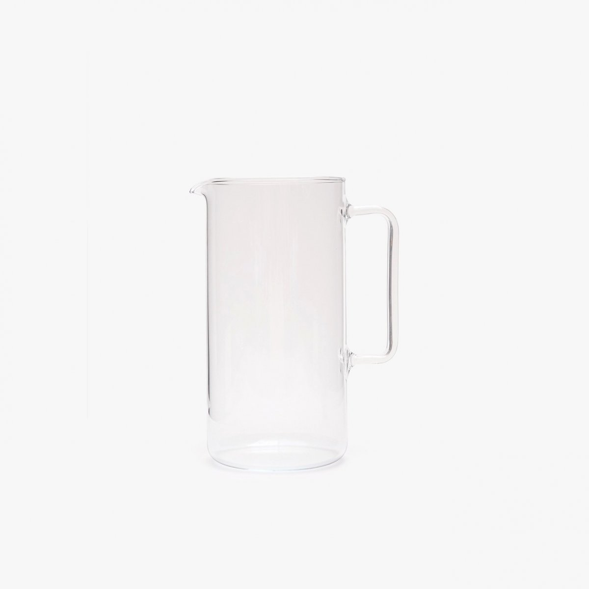 Glass Jug.