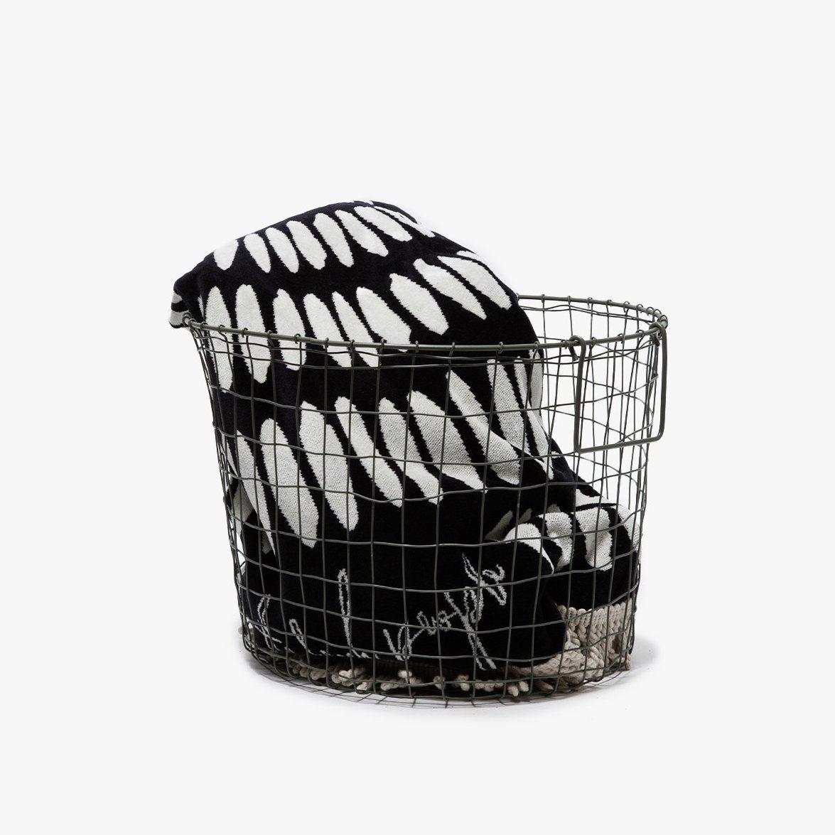 Round Basket (L).