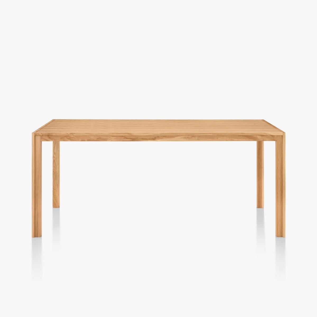 Doubleframe Table, Oak.