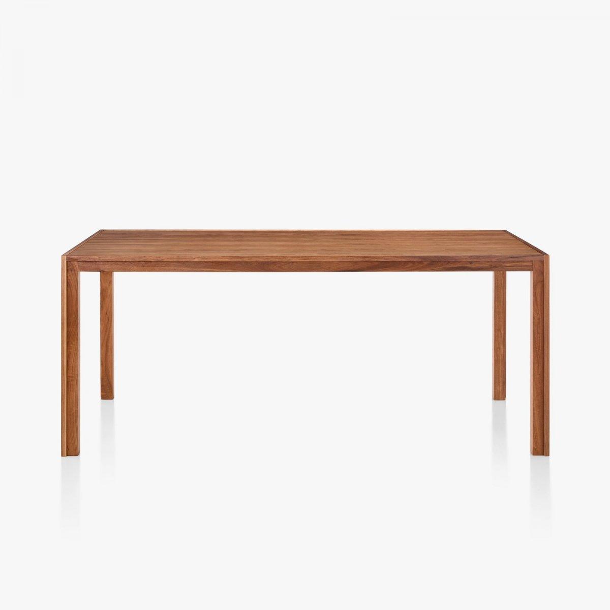 Doubleframe Table, Walnut.