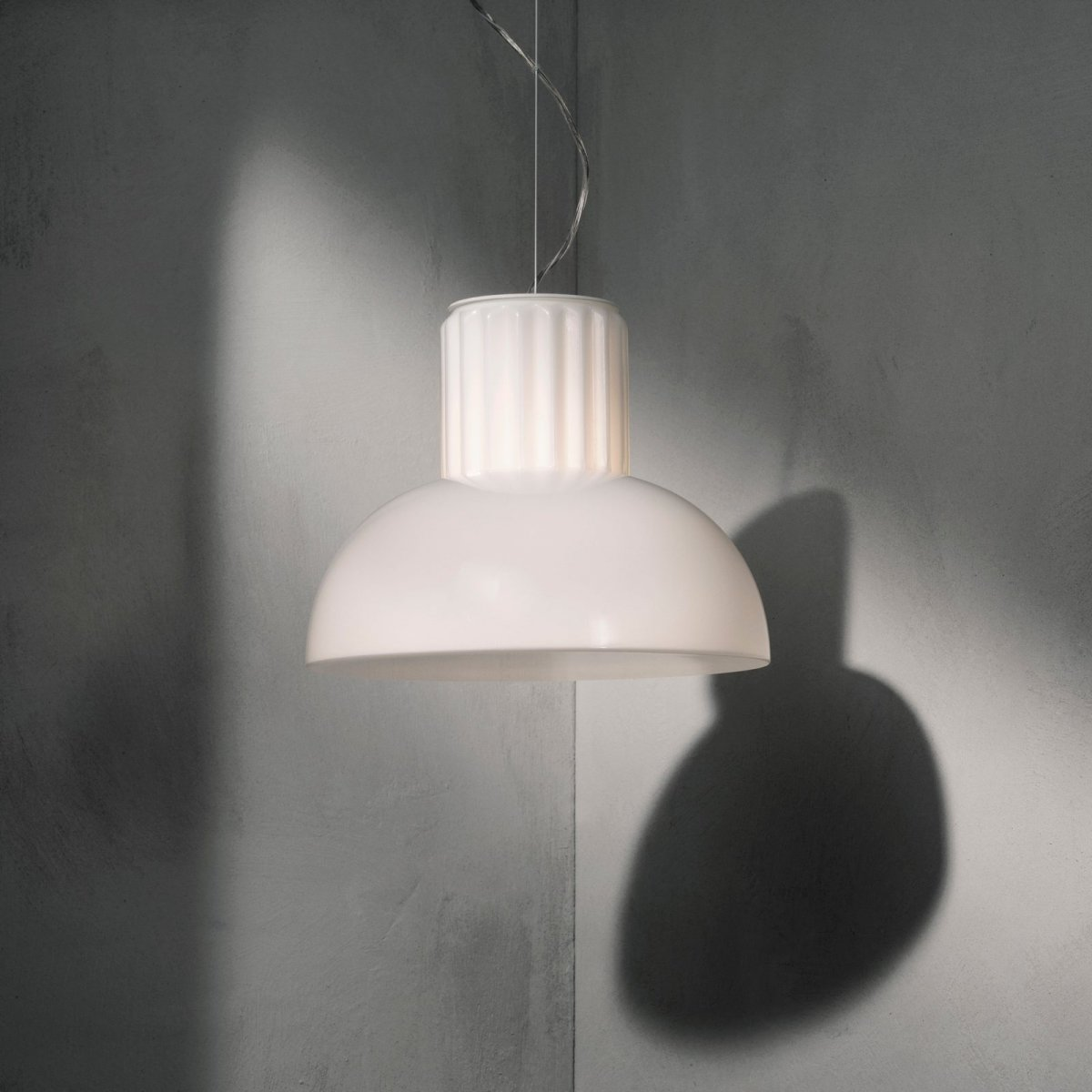 The Standard Pendant lamp, large.