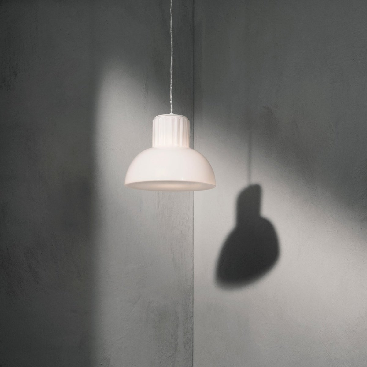 The Standard Pendant lamp, small.