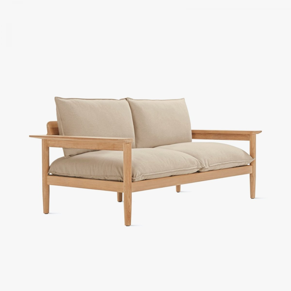 Terassi Two-Seater Sofa, papyrus.