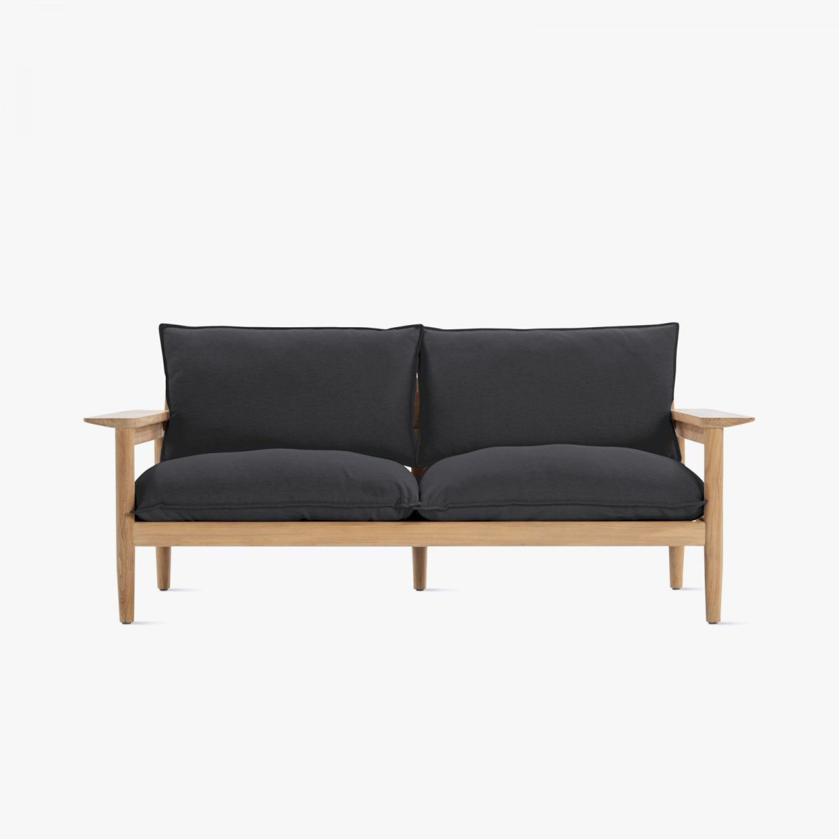 Terassi Two-Seater Sofa, char.