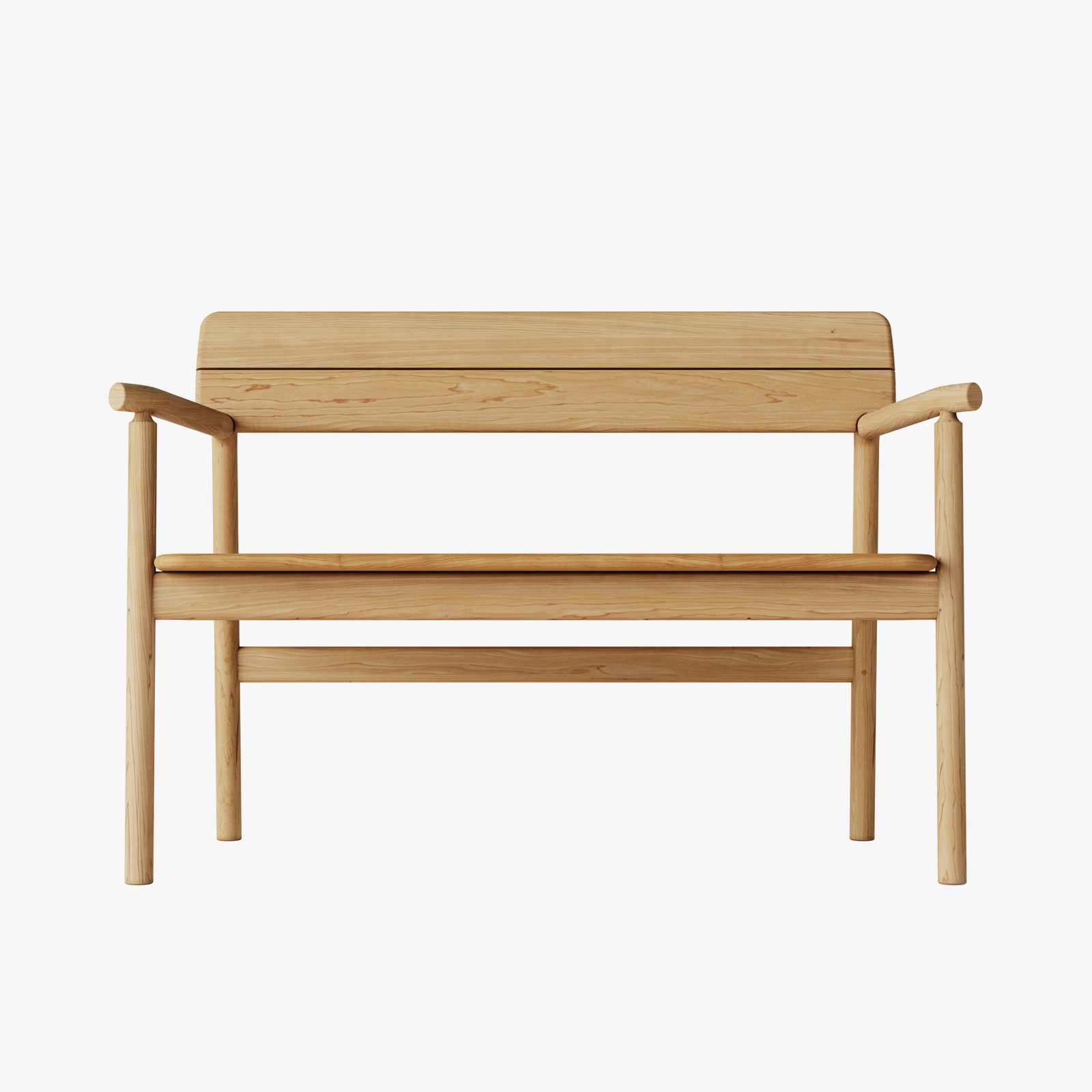 Tanso Bench By David Irwin For Case Furniture Up Interiors