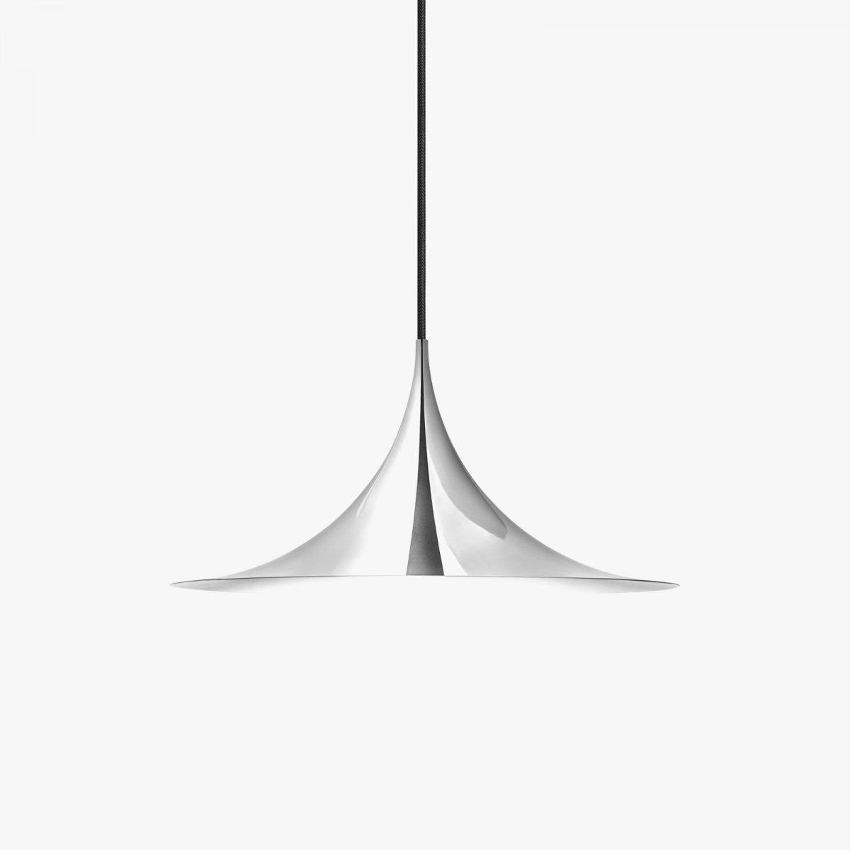 Semi Pendant, chrome.