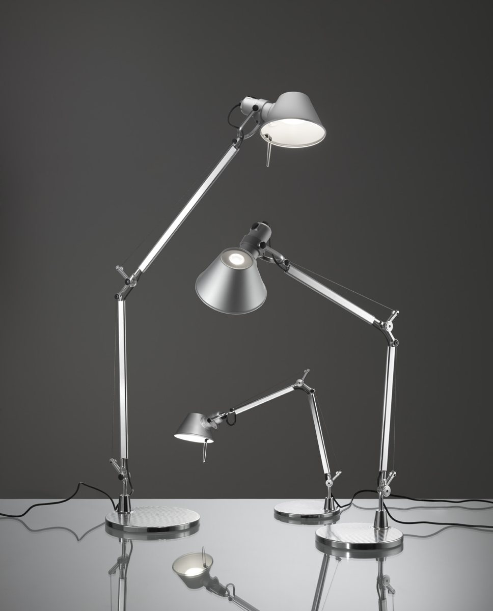 Tolomeo Table Family.