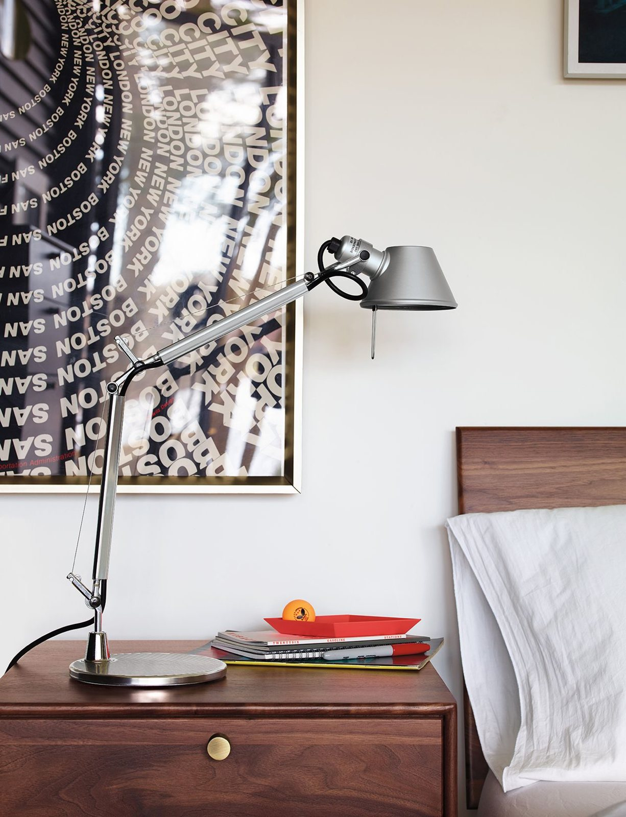 Tolomeo Table Lamp By Michele De Lucchi For Artemide Up