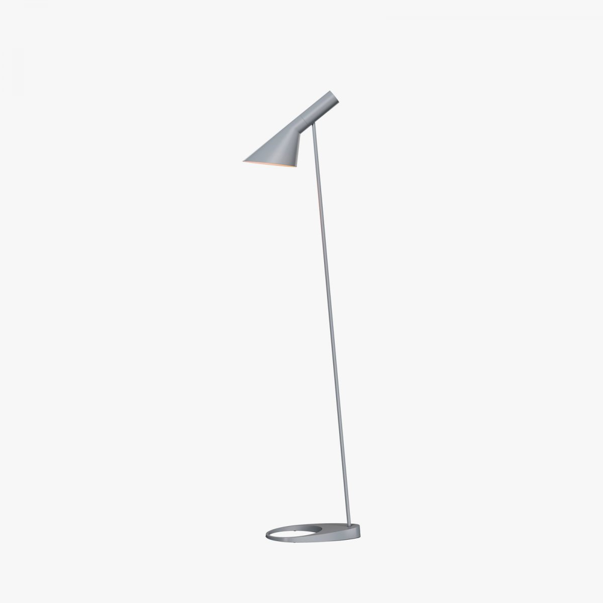 AJ Floor lamp, light gray.